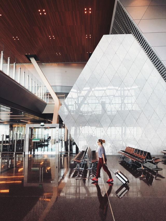 International Contractor Travel