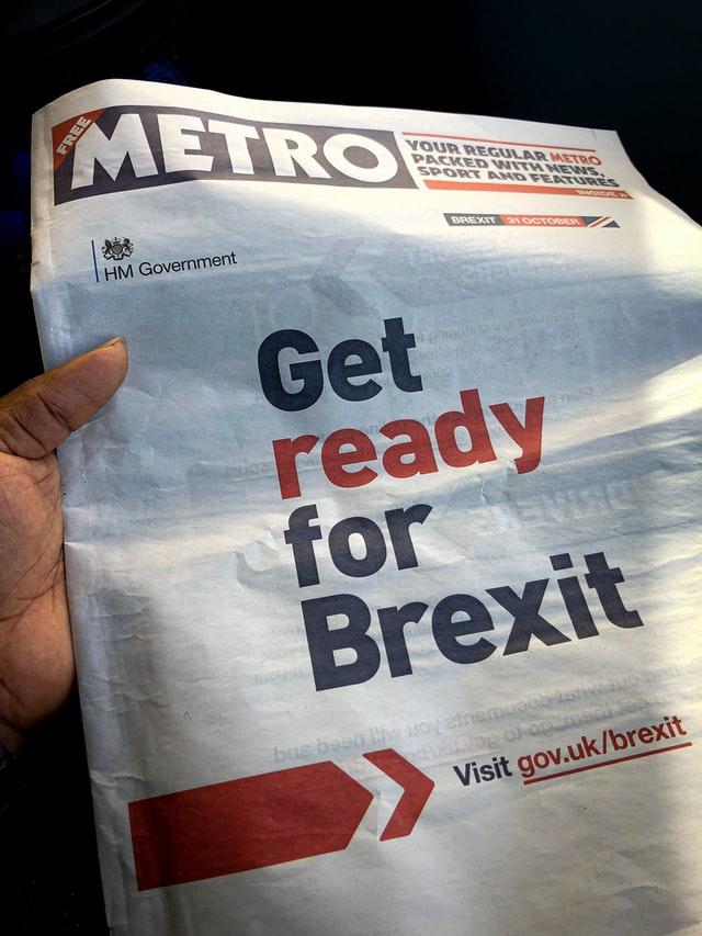 Recruiters Brexit compliance