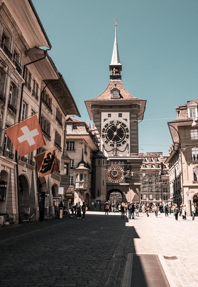Swiss tax recruiters