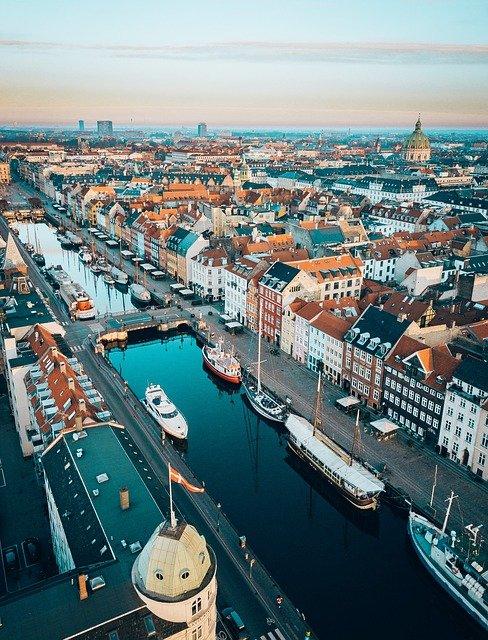 recruiters contractors Denmark
